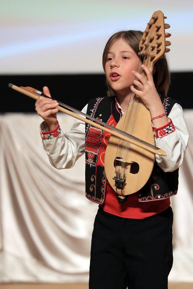 """Национален детски фолклорен конкурс """"Диньо Маринов"""""""