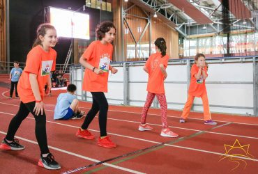Първи Национални игри  за деца преборили онкологични заболявания