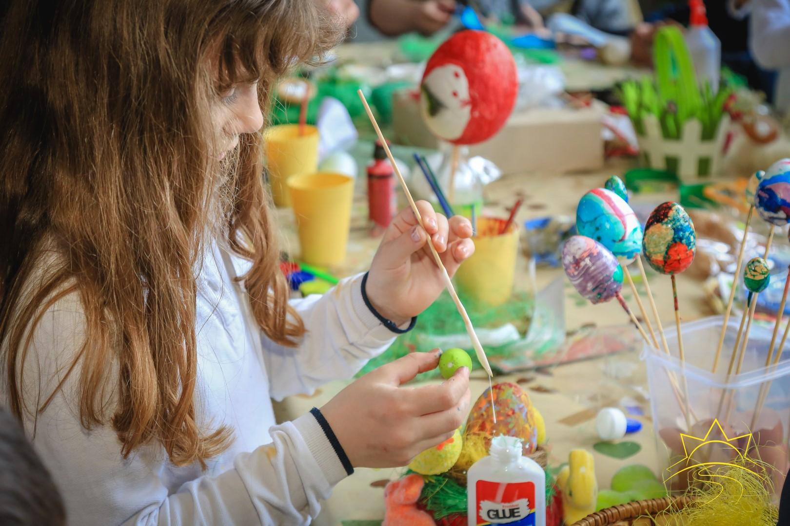 """Великденски базар """"С добро по Великден"""" – UNESCO!"""