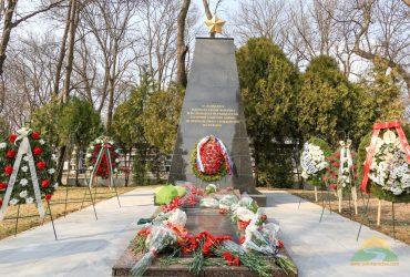 """""""Камчия"""" отбеляза Деня на защитника на отечеството"""
