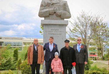 Концертом и возложением цветов отметили в «Камчии» День Победы