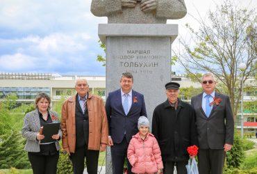 """""""Камчия""""отбеляза Деня на победата и Деня на Европа"""