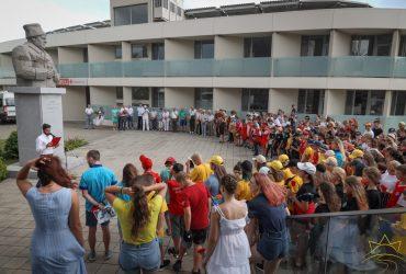 День памяти и скорби в СОК «Камчия»