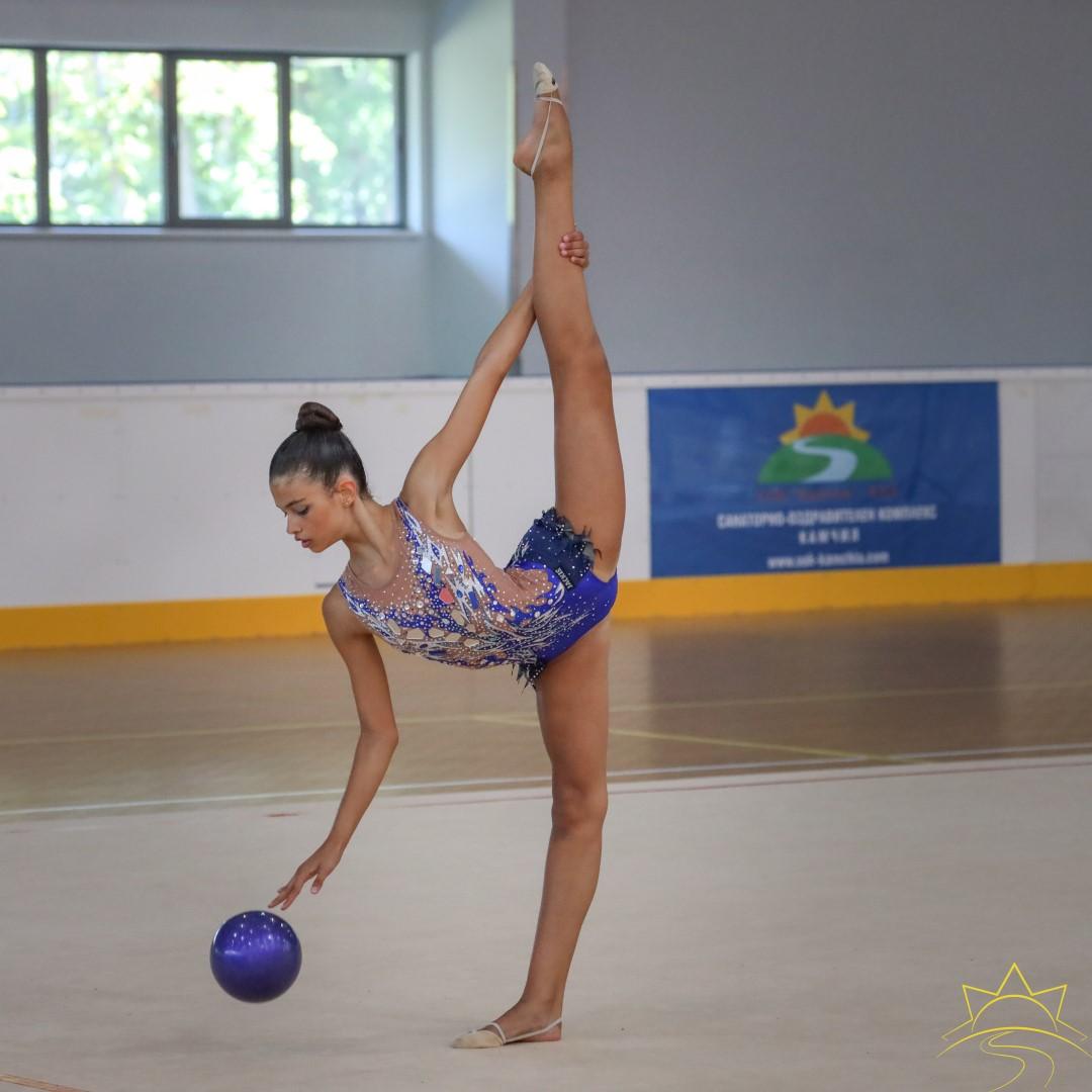 """""""Златните надежди"""" на гимнастиката в """"Камчия"""""""