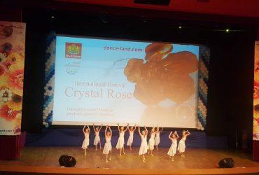 """Международният фестивал """"Кристална роза"""" събра в """"Камчия"""" над 400 деца"""