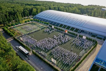 В «Камчии» встречают крупнейший тренировочный лагерь по каратэ киокушинкай