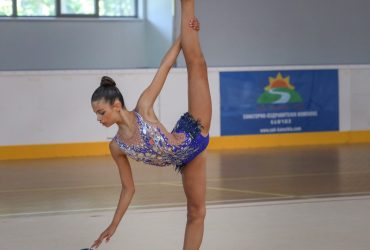 В «Камчии» пройдет первенство Болгарии по художественной гимнастике