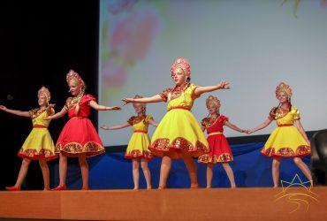 Гала – концерт танцевальная группа Русско-немецкого культурного центра «Аплаус»!