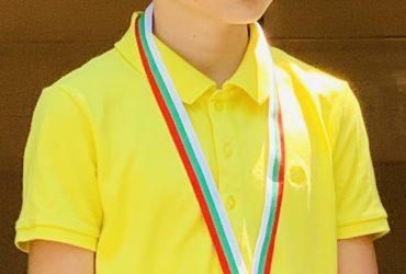 """Ученик от Частно средно училище """"Юрий Гагарин""""-   първи на Републиканското първенство по колоориентиране"""