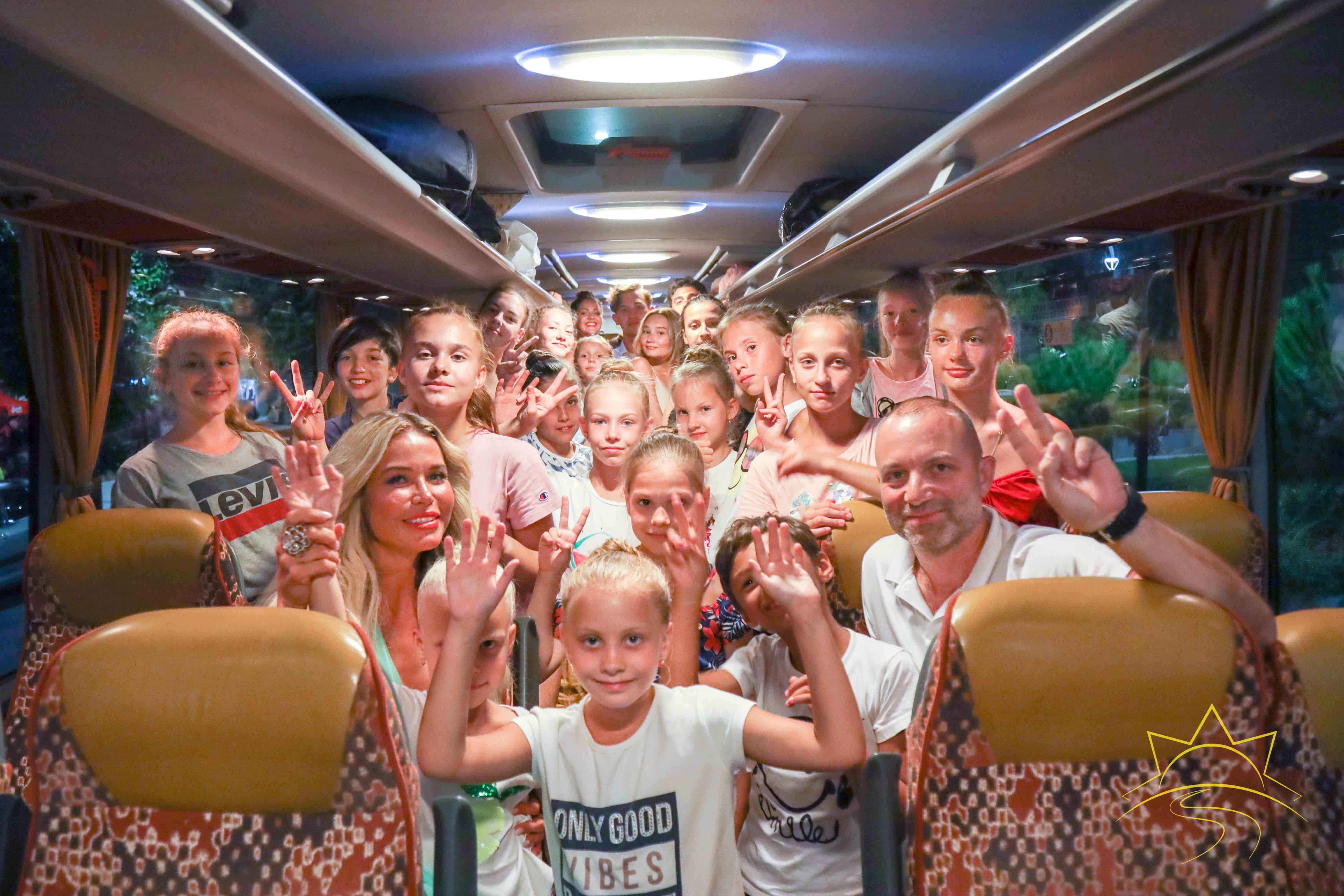 Над 300 човека се насладиха на шоу «Вокруг светы» в Несебър!