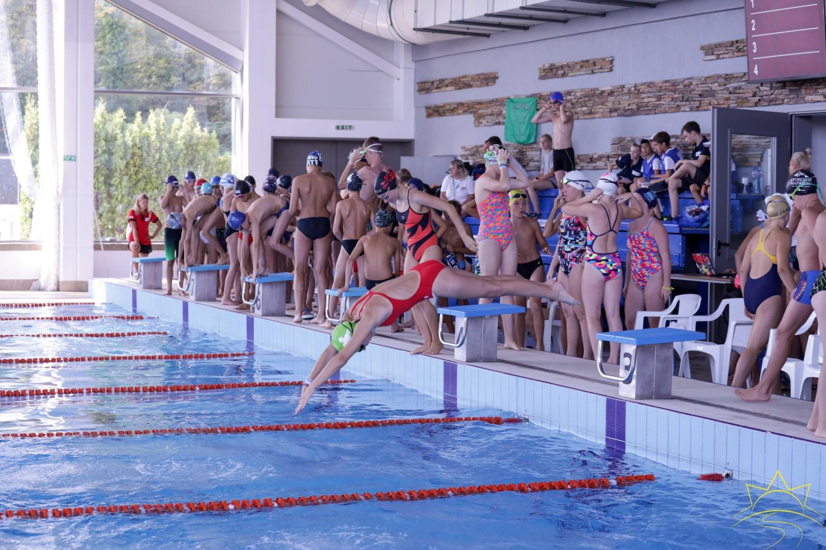 """Международен турнир по плуване за деца """"КУБОК ЗОЛОТОГО КОЛЬЦА"""""""