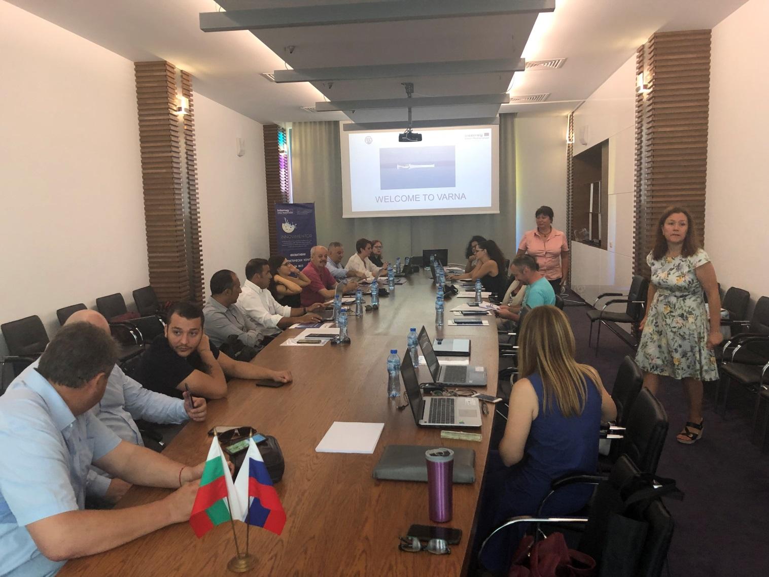 """Международна среща за развитие на иновативни дигитални продукти в туризма се проведе в Комплекс """"Камчия"""""""