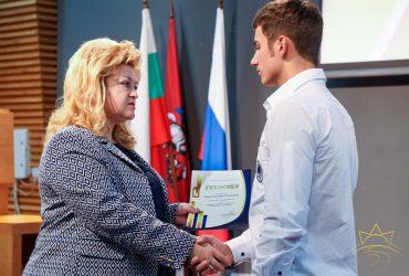 "РУО – Варна награди ученик на ЧСУ ""Юрий Гагарин""!"