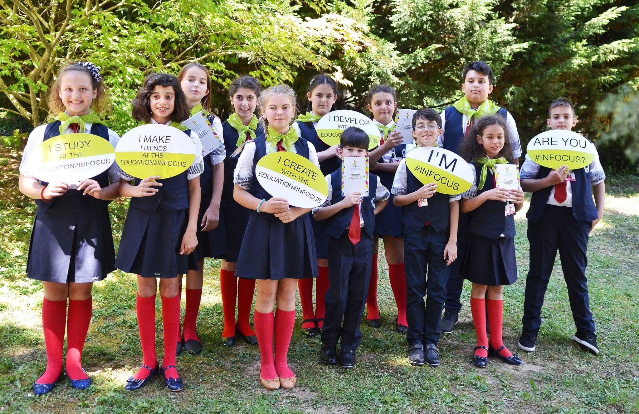"""Над 300 деца от Русия ще се включат в инициативата на ЧСУ """"Юрий Гагарин"""" – """"Белите гълъби на мирното детство–ние сме за мир"""""""