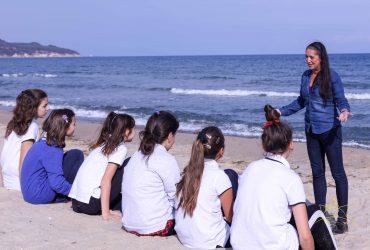 """Учениците от ЧСУ """"Юрий Гагарин"""" отбелязаха Международния ден на Черно море"""