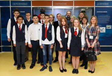"""Преподаватели от водещи висши учебни заведения от Русия – на визита в ЧСУ """"Юрий Гагарин"""""""