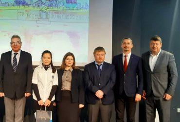 """Руското Посолство награди възпитаничка на ЧСУ """"Юрий Гагарин"""""""