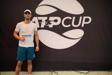 Втората ни ракета вече записа първата си победа на ниво ATP