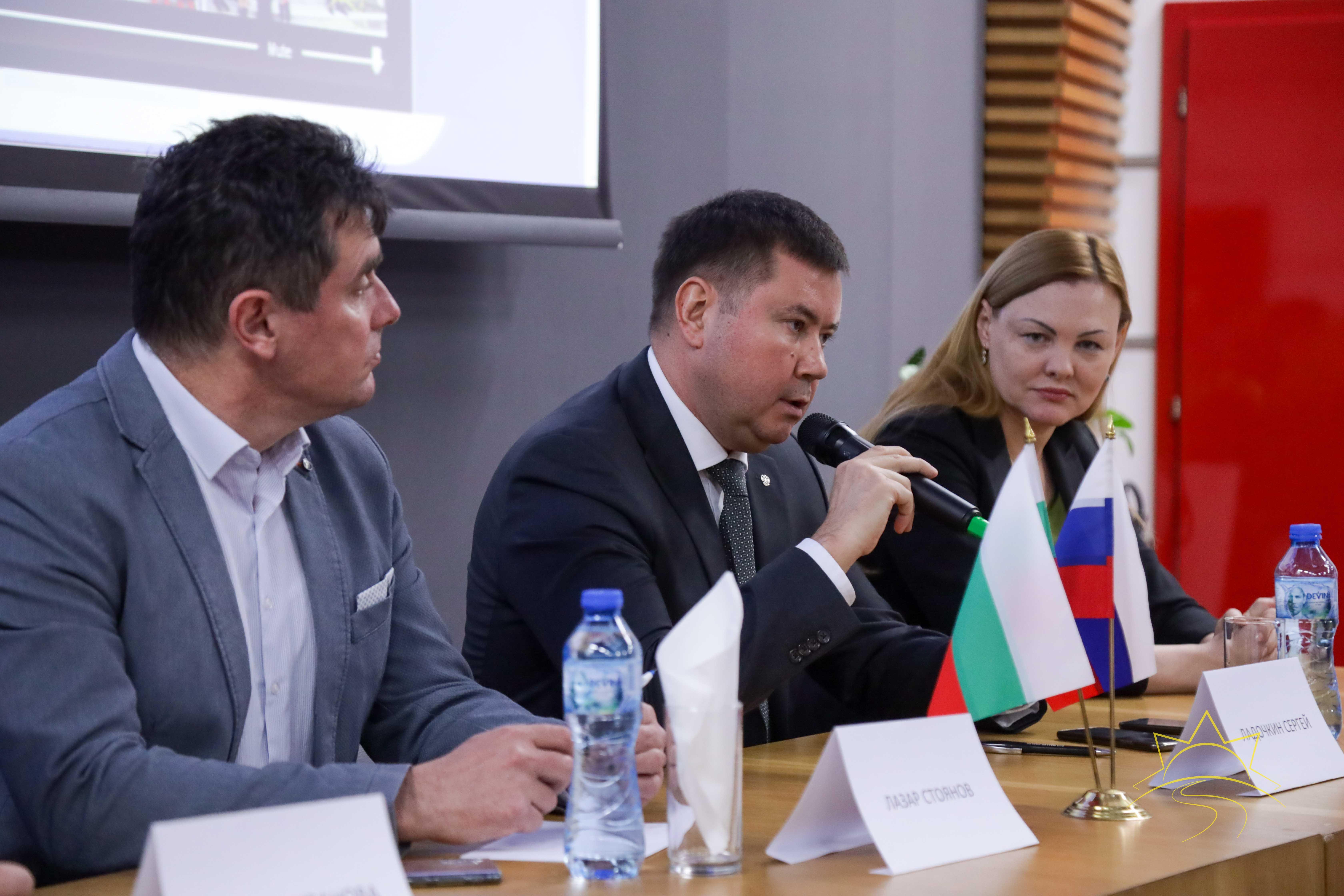 Родительское собрание с участием заместителя председателя Совета директоров ЕАО «СОК Камчия»