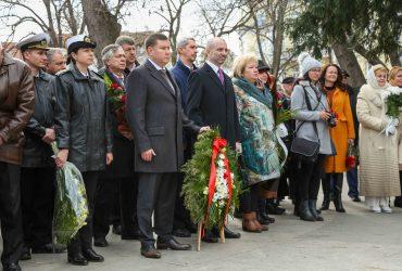 """Комплекс """"Камчия"""" отбеляза Деня на дипломата"""