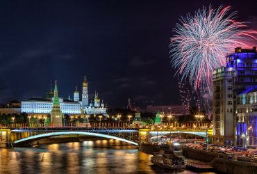 Поздравление Исполнительного директора Николая Недялкова в честь Дня города Москвы