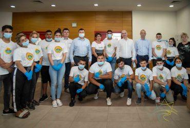 """Млади авренци дадоха старт на стажантската програма в """"Камчия"""""""