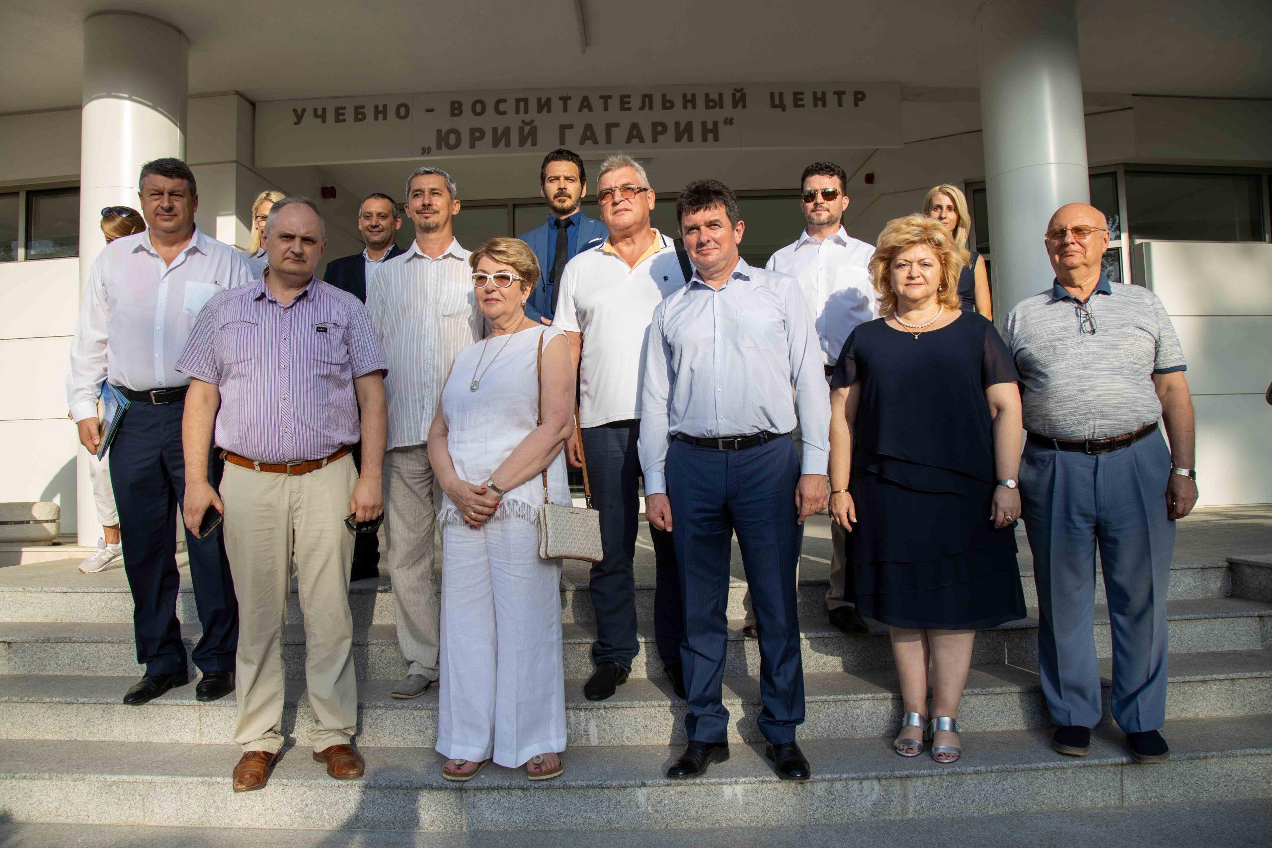 Визит в Камчию посла России в Болгарии