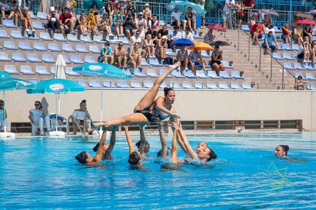 III Международный турнир по синхронному плаванию «Водная лилия» 2021 г.