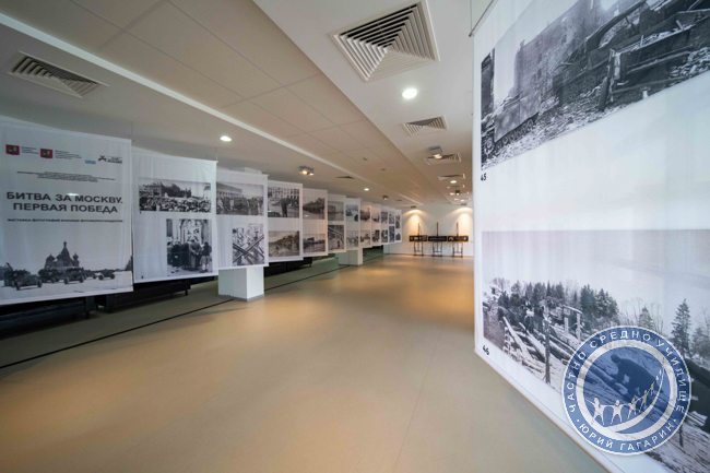 Открытие новой выставки в Камчии